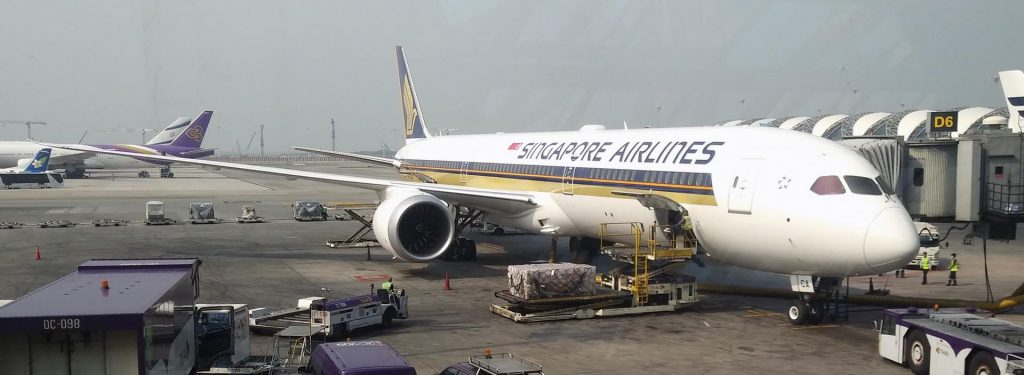 Singapore Airlines to Operate Flights to Osaka and Tokyo Narita with Its New 787-10 from May 2018