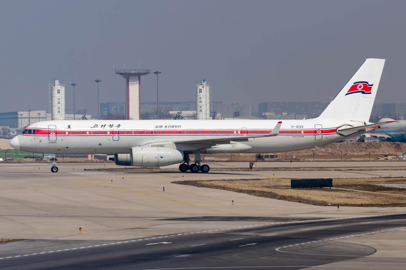 Air Koryo Tu-214
