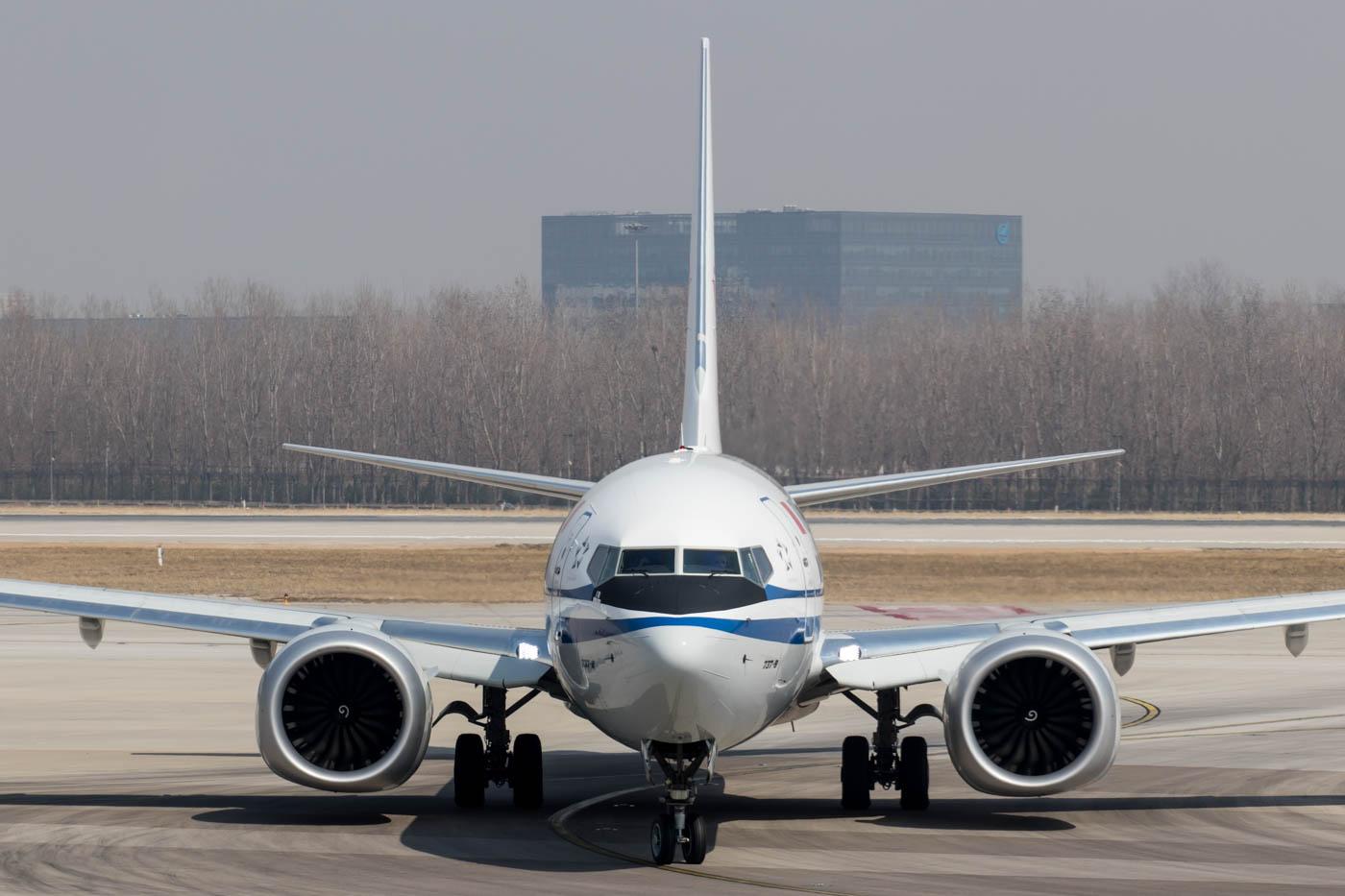 Air China 737-8MAX