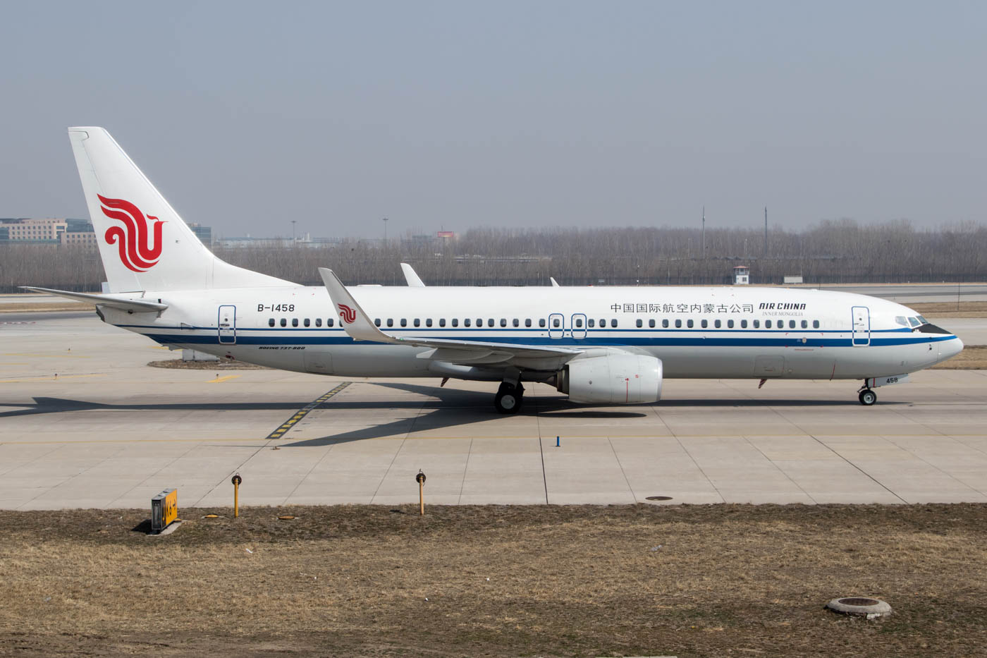 Air China Inner Mongolia 737-800