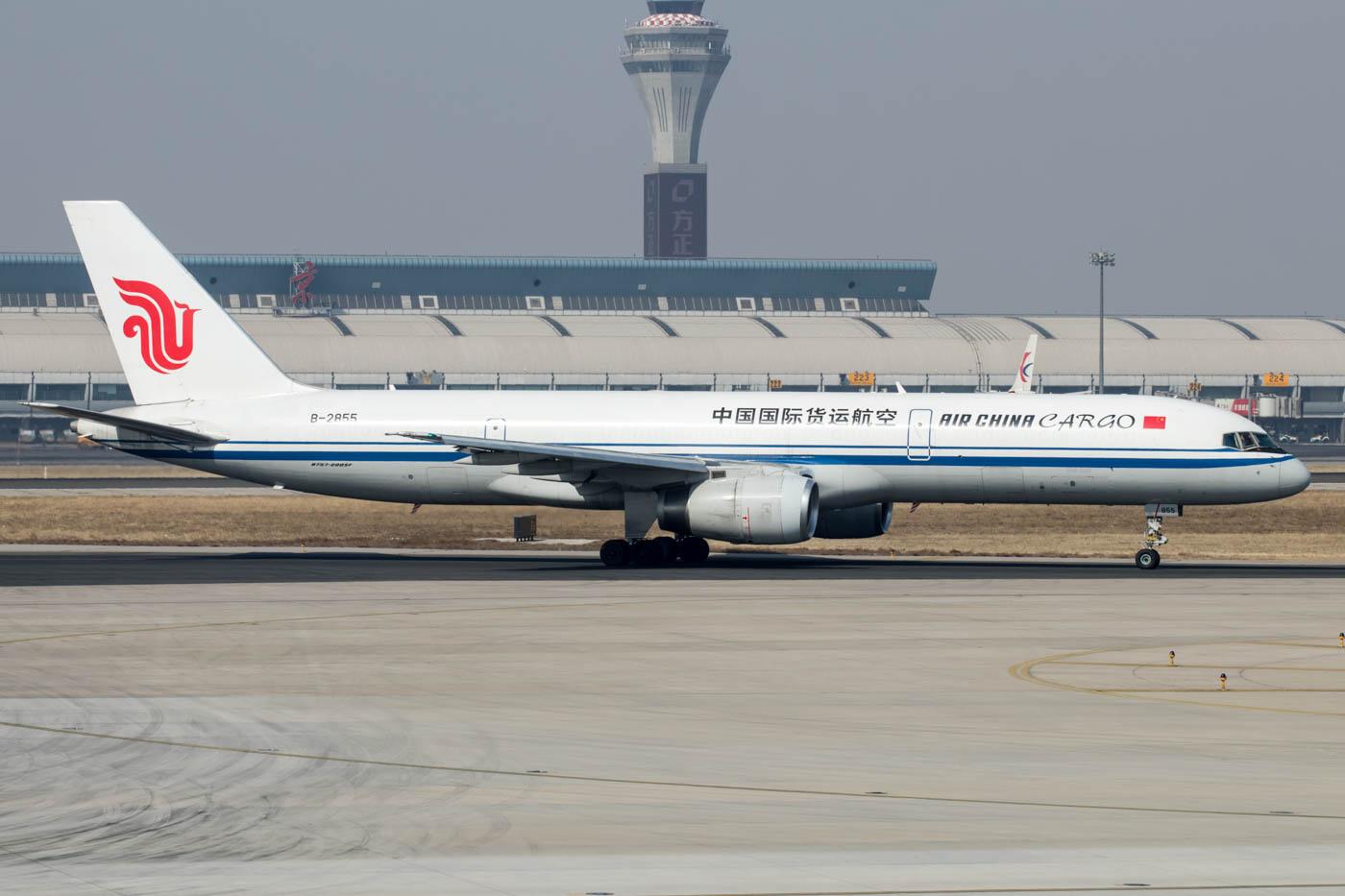 Air China Cargo 757-200F