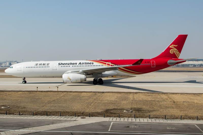 Shenzhen Airlines A330