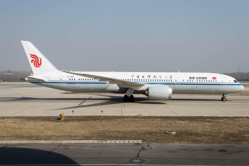 Air China 787