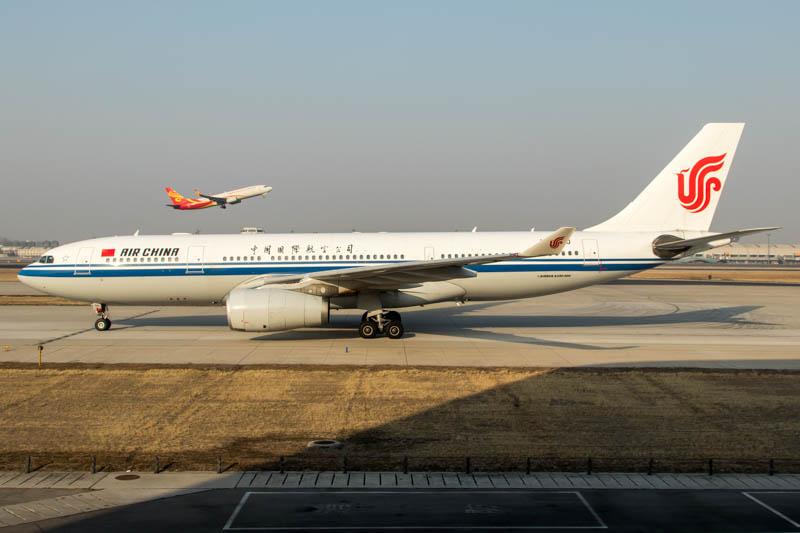Air China A330