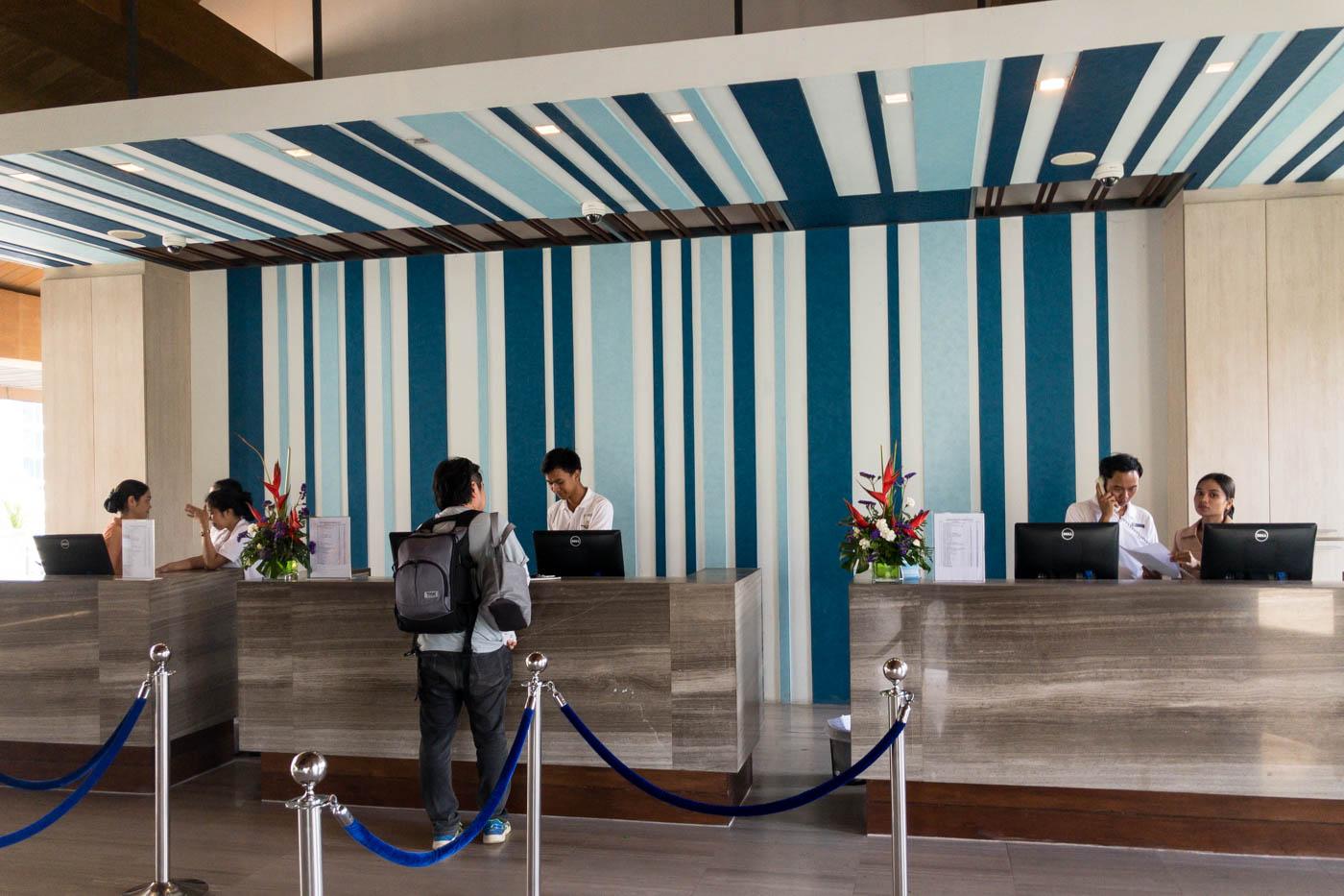 Grand West Sands Resort & Villas Phuket Reception