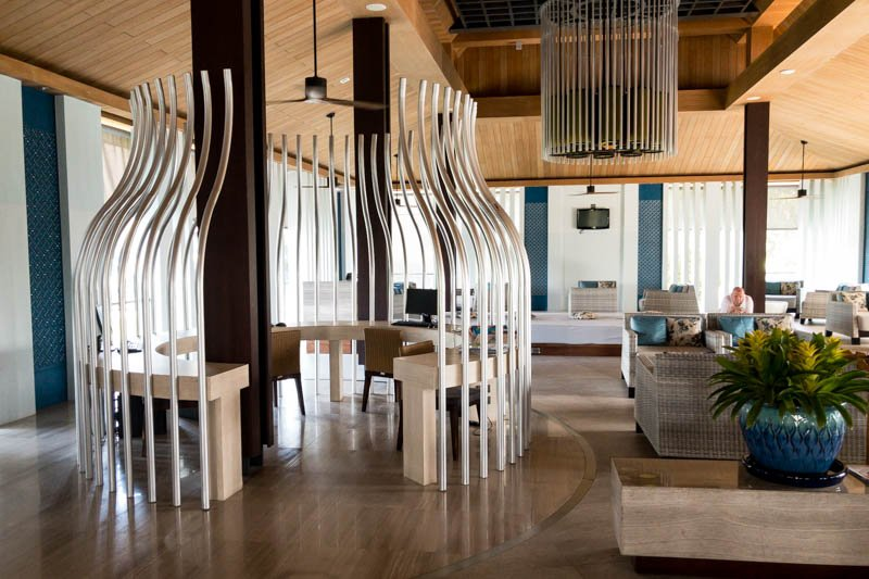 Grand West Sands Resort & Villas Phuket Lobby