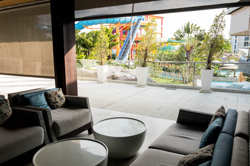 Grand West Sands Resort & Villas Phuket Lobby