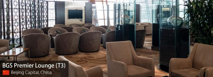 Lounge Review: BGS Premier Lounge (Terminal 3) at Beijing Capital
