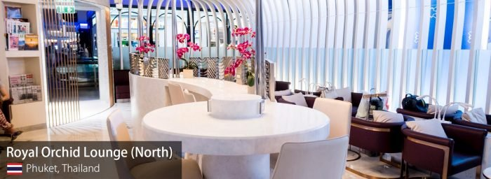 Lounge Review: Thai Airways Royal Orchid Lounge North at Phuket International