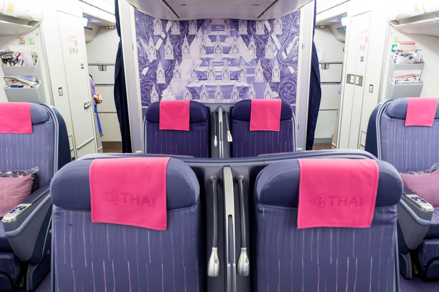 A330 TG Business Class