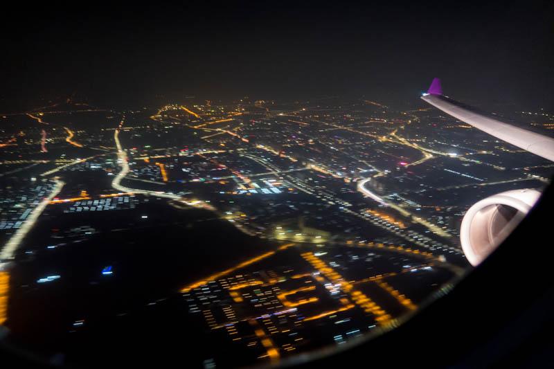 Approaching Beijing