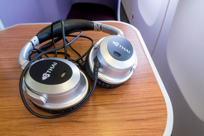 Thai Airways Business Class Headset