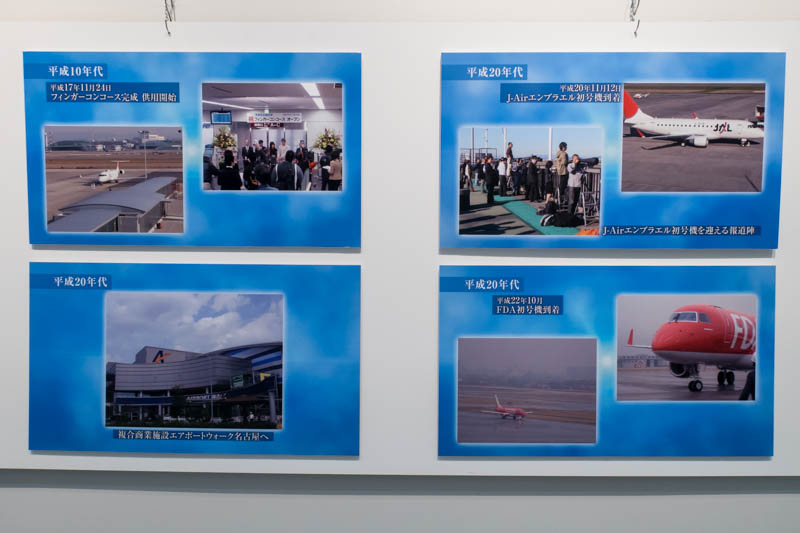 History of Nagoya Komaki Airport