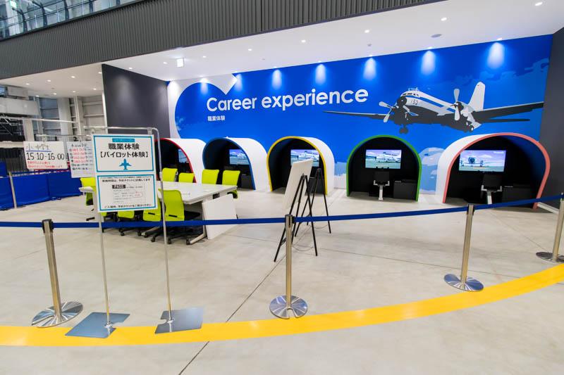Pilot Job Experience