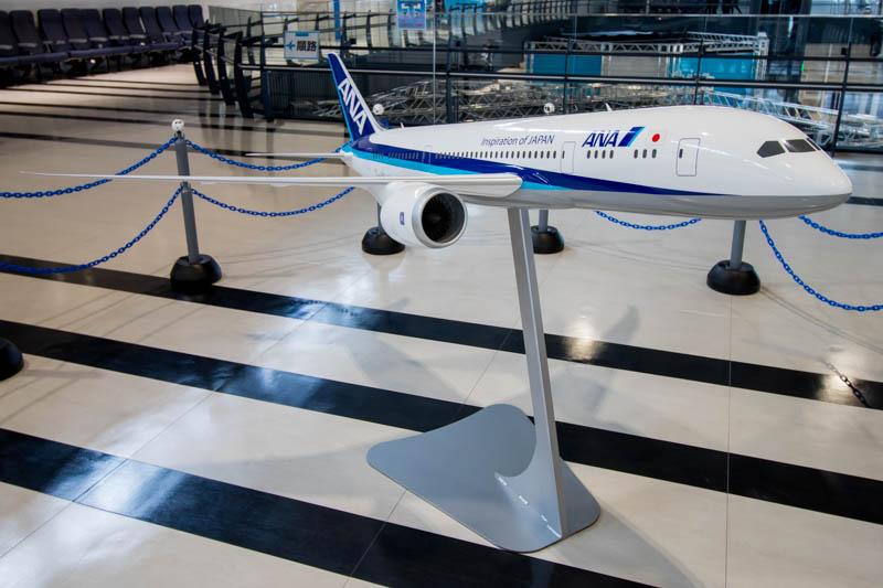 Boeing 787 Model