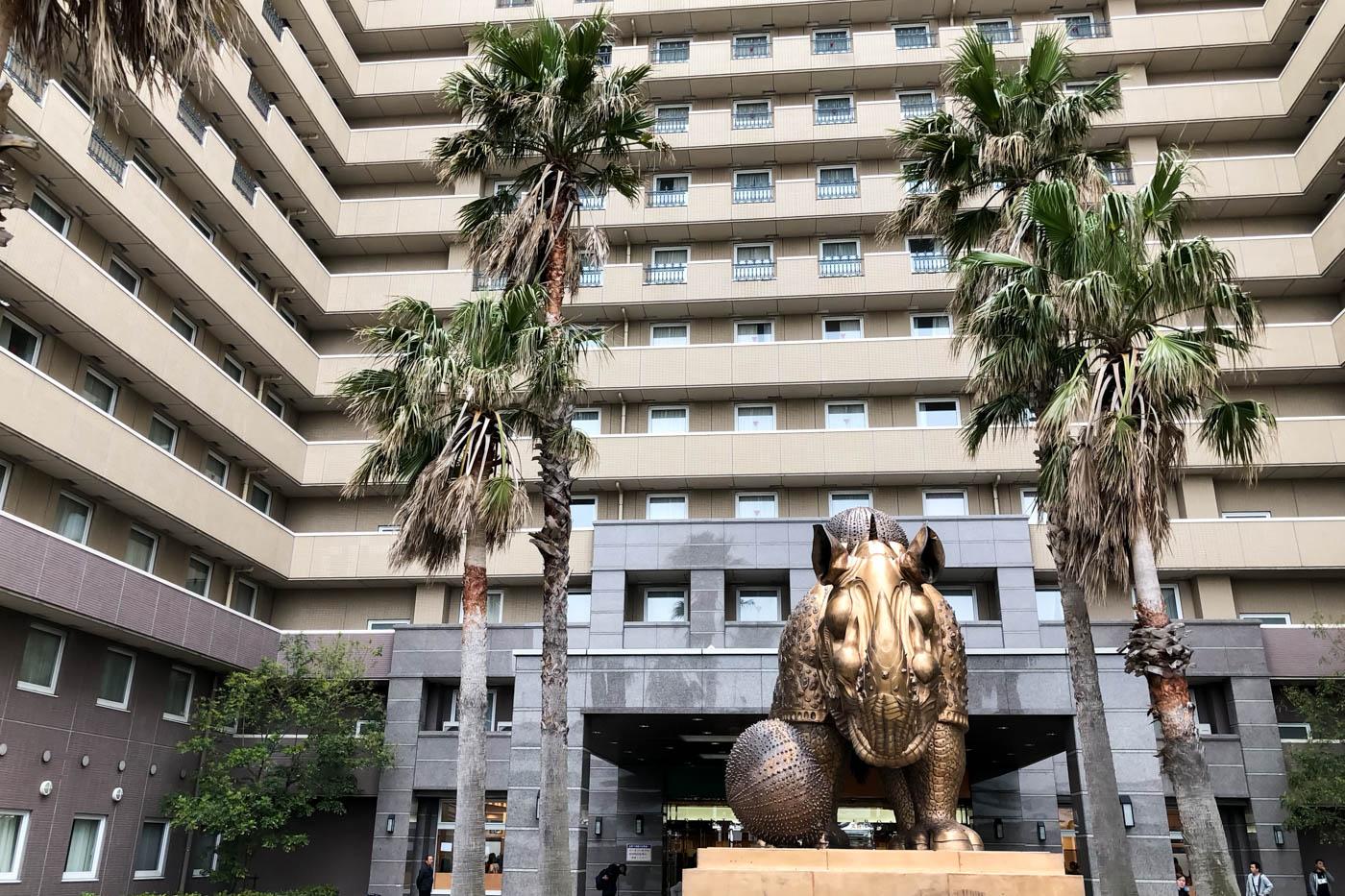 Toyoko Inn Nagoya Centrair Exterior