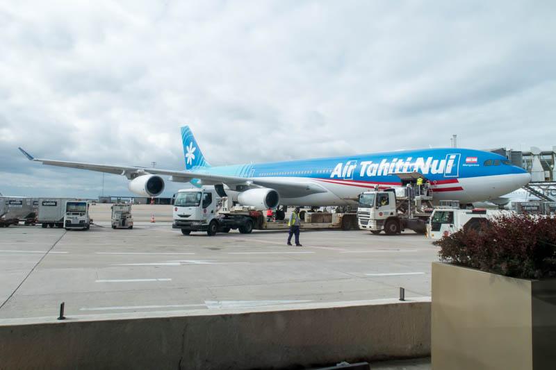 Air Tahiti Nui A340-300