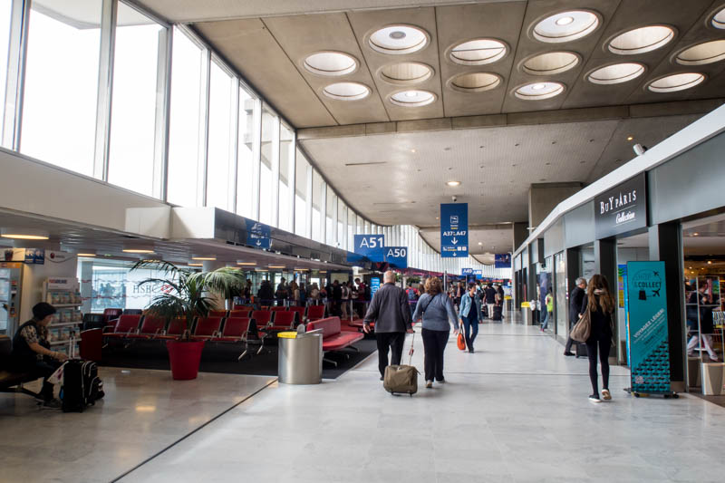 Paris Charles de Gaulle Airport Terminal 2A