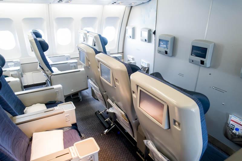 Air Canada A330 Premium Economy Class