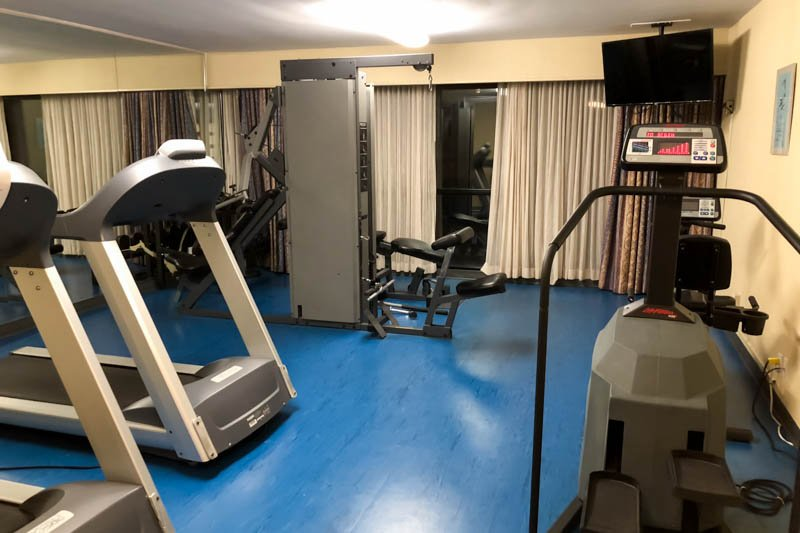 Holiday Inn Toronto Airport East Gym (Fitness)