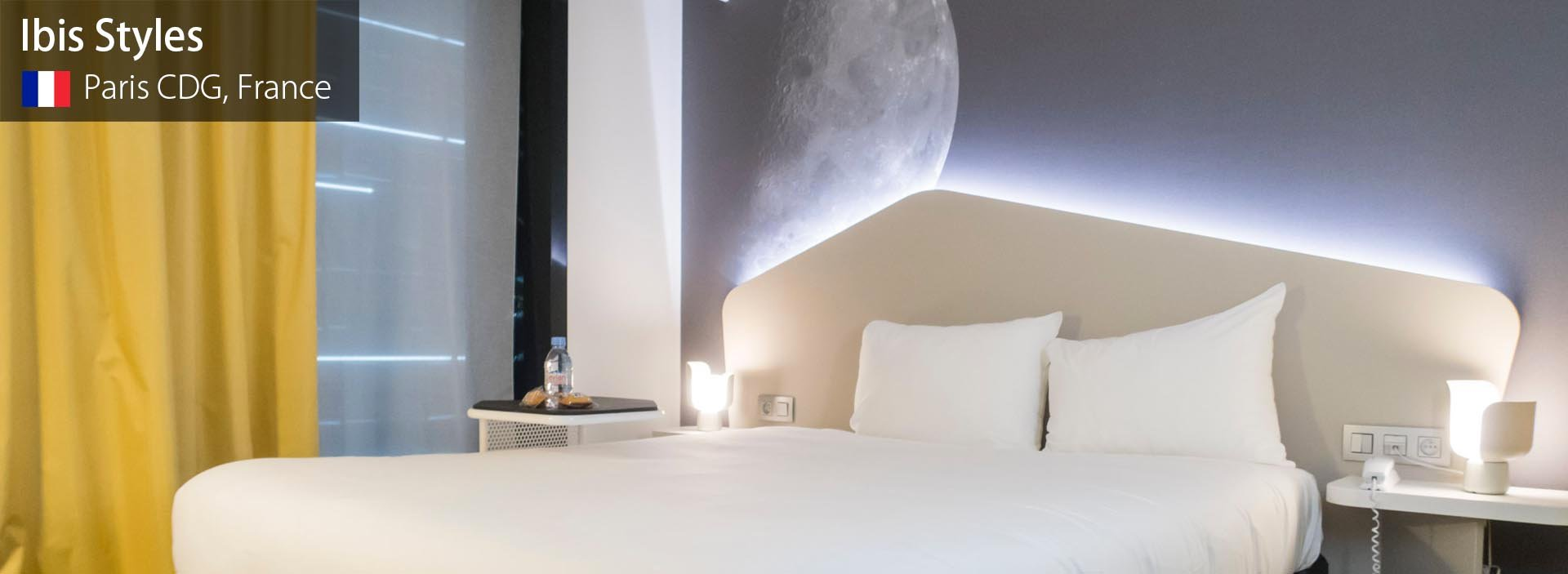 Airport Hotel Review: Ibis Styles Paris Charles de Gaulle Airport