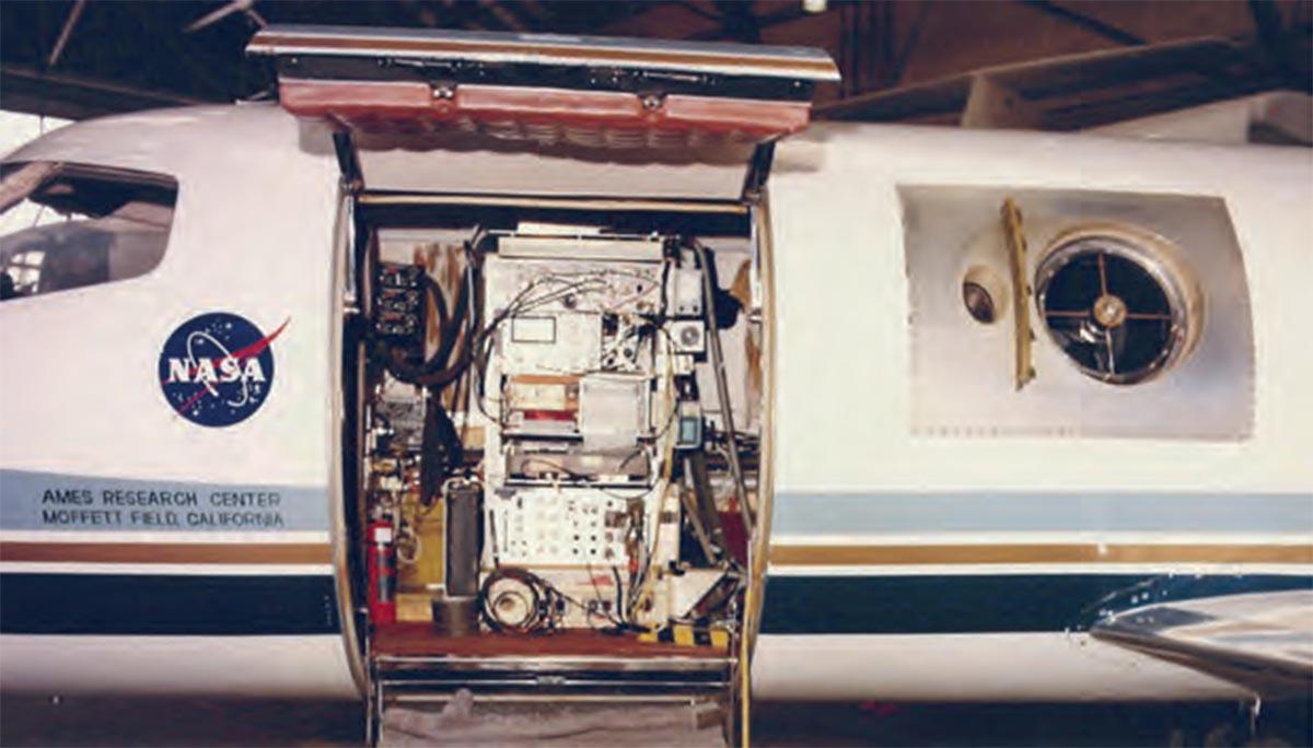 NASA Learjet Observatory