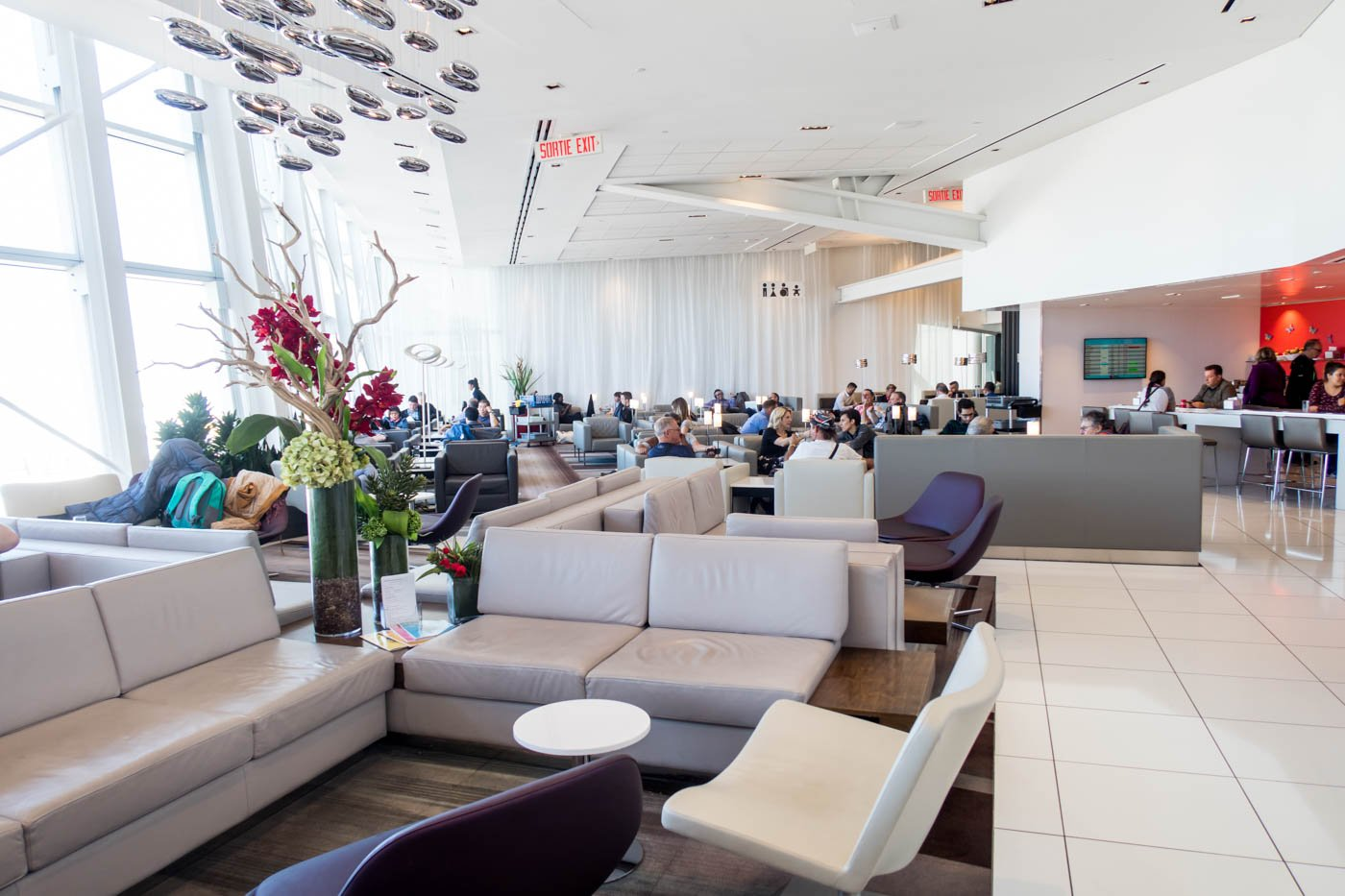 National Bank World Mastercard Lounge Overvie