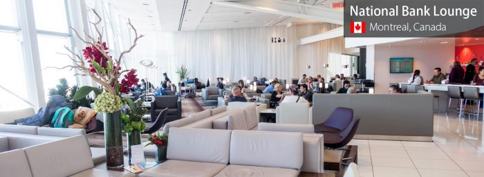 Lounge Review: National Bank World Mastercard Lounge at Montreal Pierre-Elliott-Trudeau