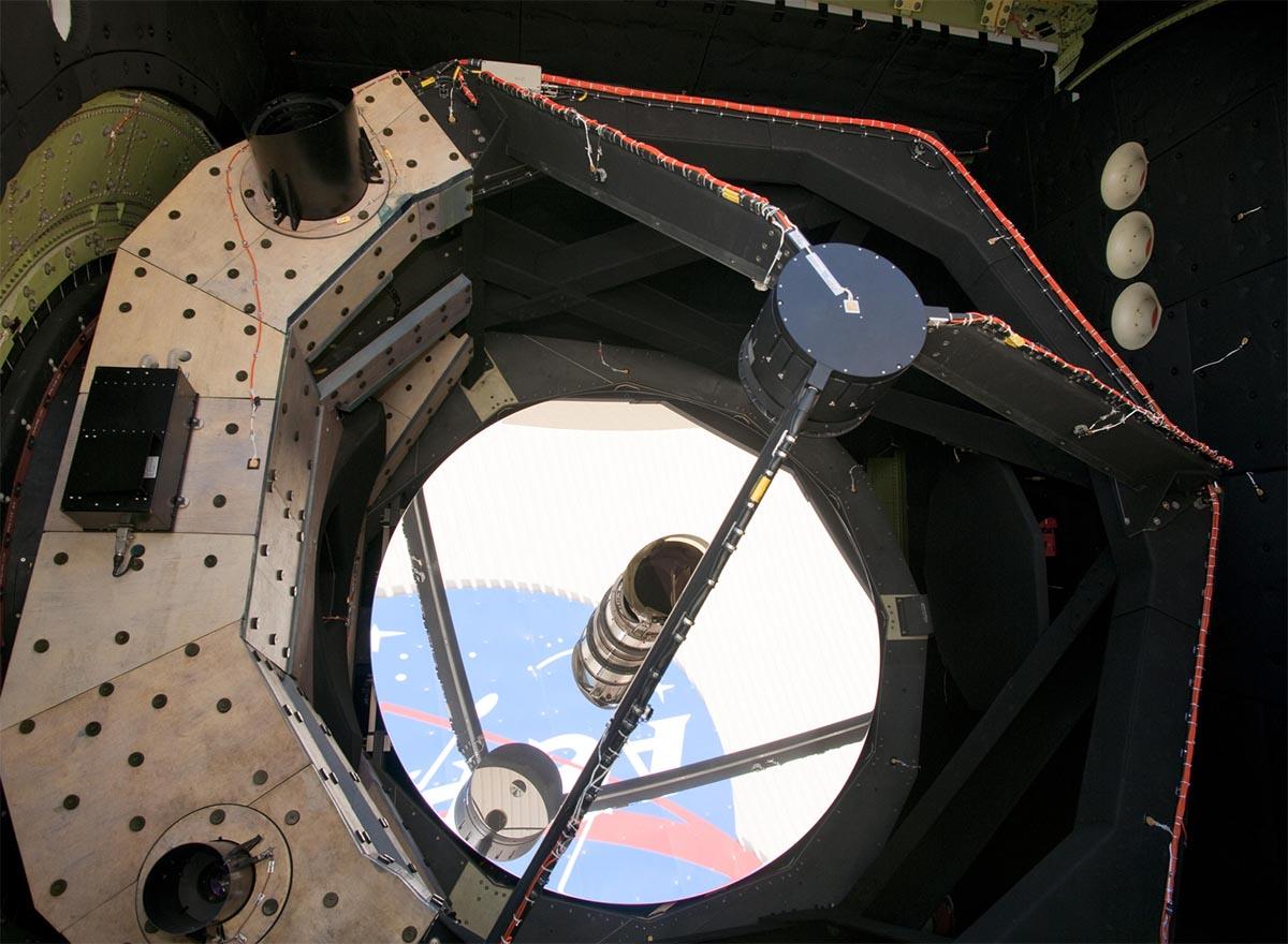 SOFIA Telescope