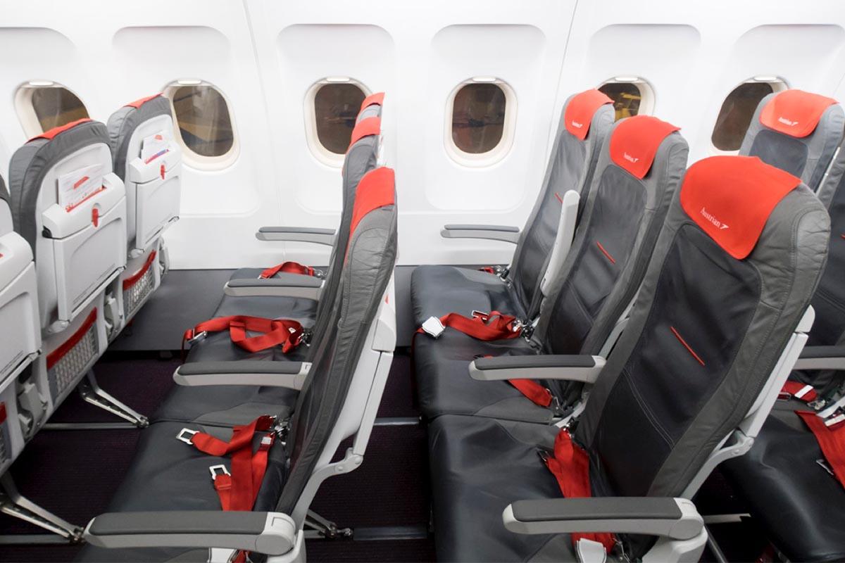 Economy Class Short-Haul Seat