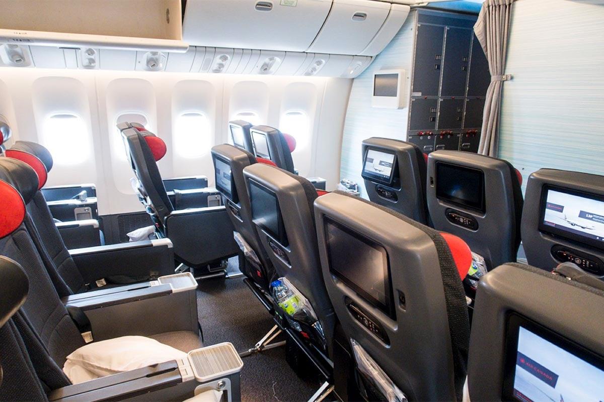 Premium Economy Class Seat