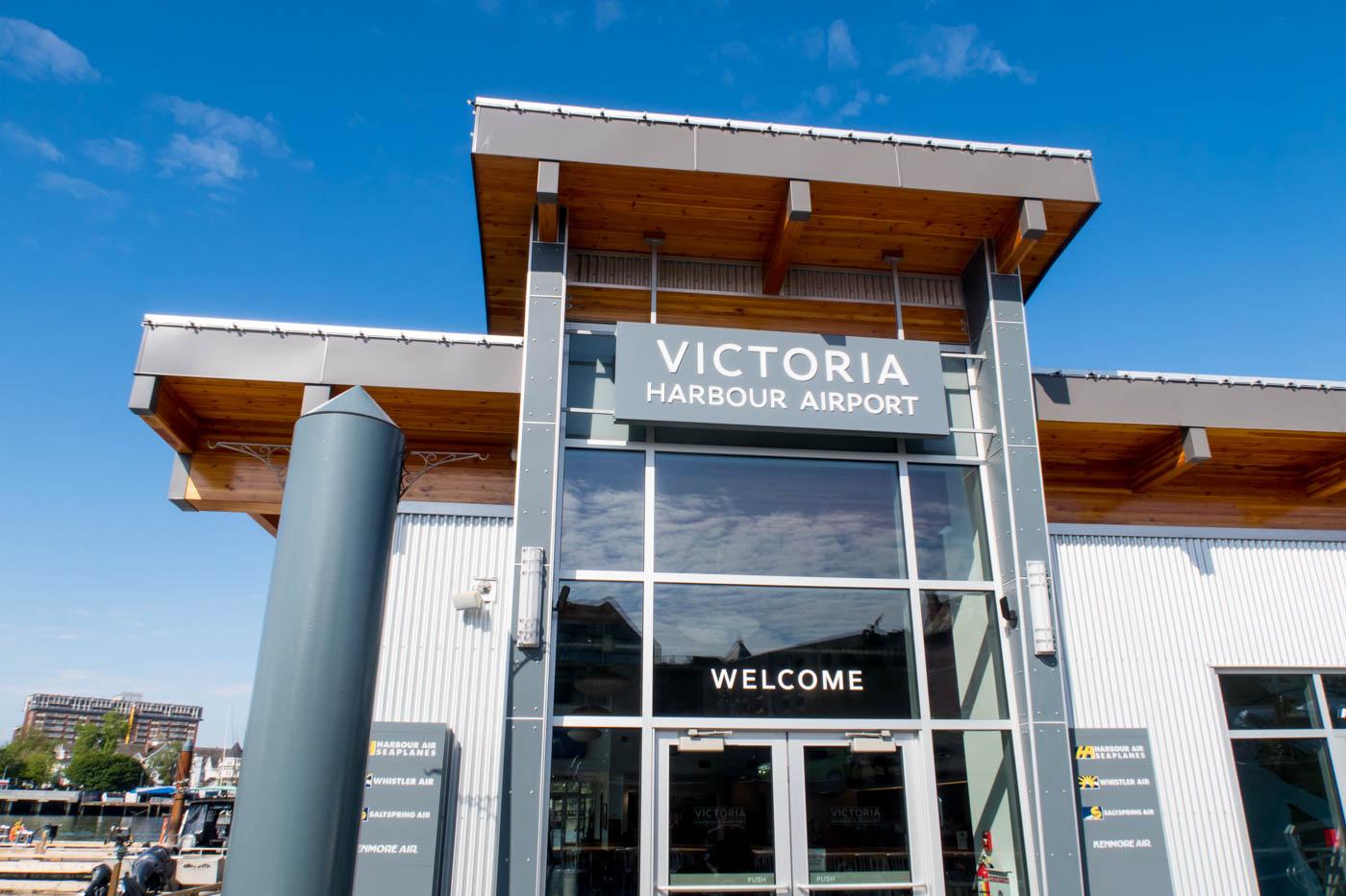 Victoria Harbour Airport
