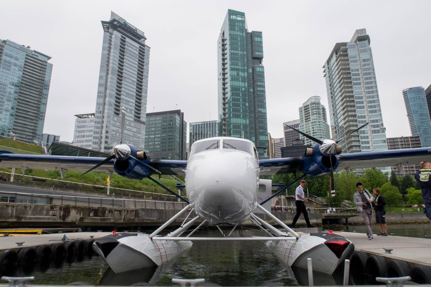 Harbour Air de Havilland Canada DHC-6 Twin Otter