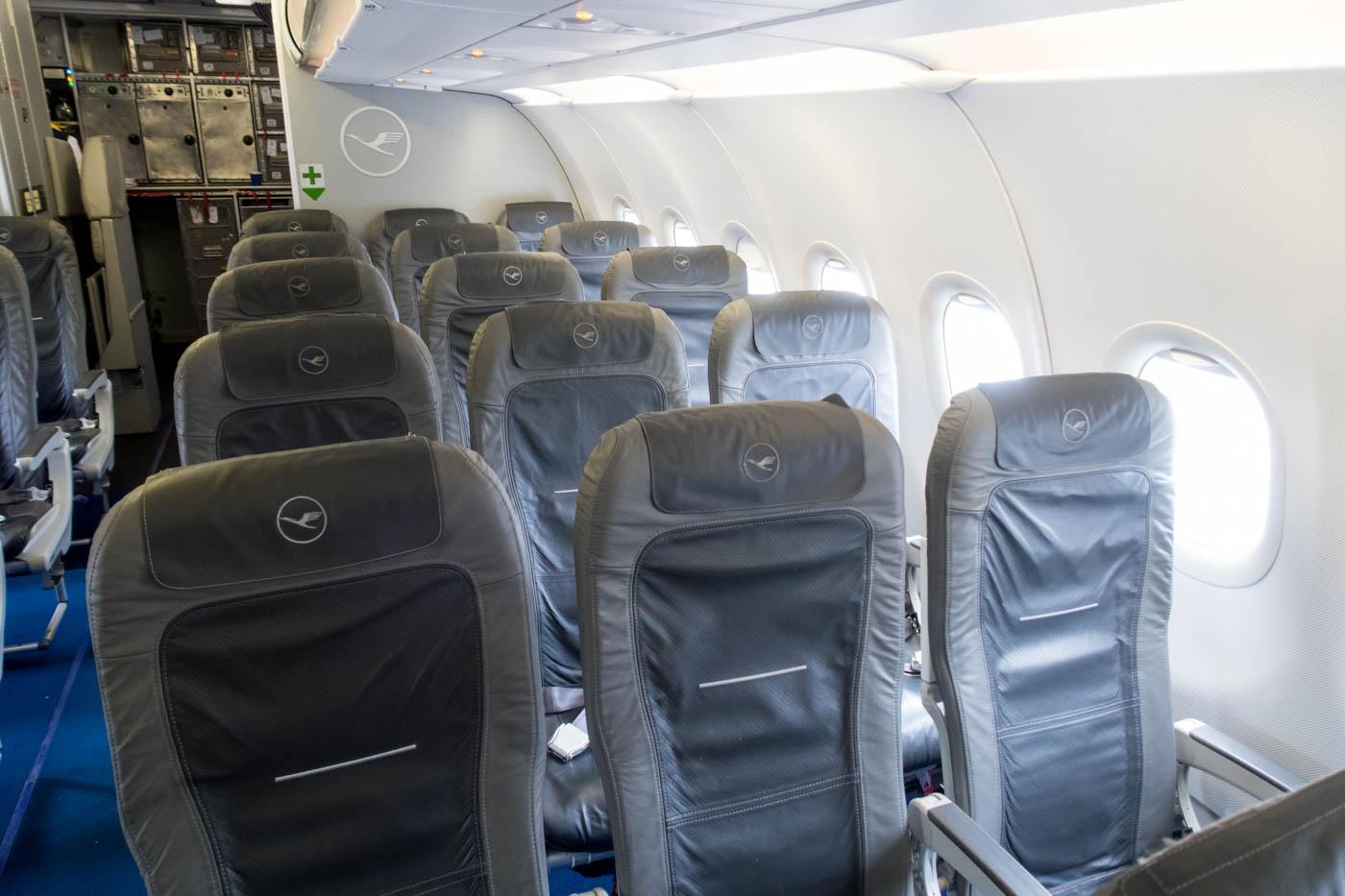 Lufthansa Intra-European Economy Class