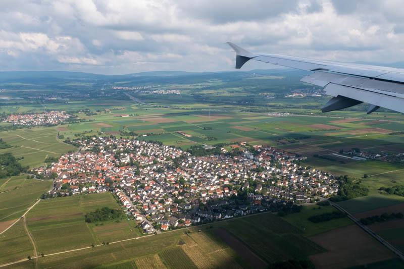 Near Frankfurt