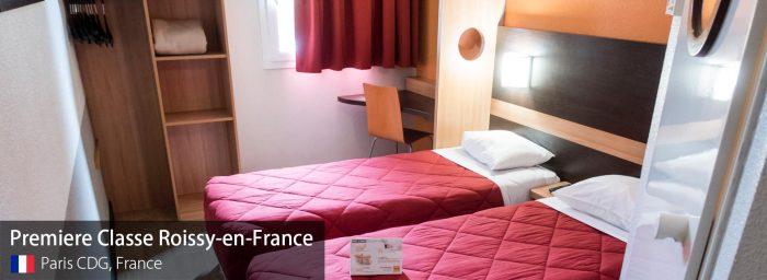 Airport Hotel Review: Premiere Classe Roisy-en-France (Paris Charles de Gaulle)
