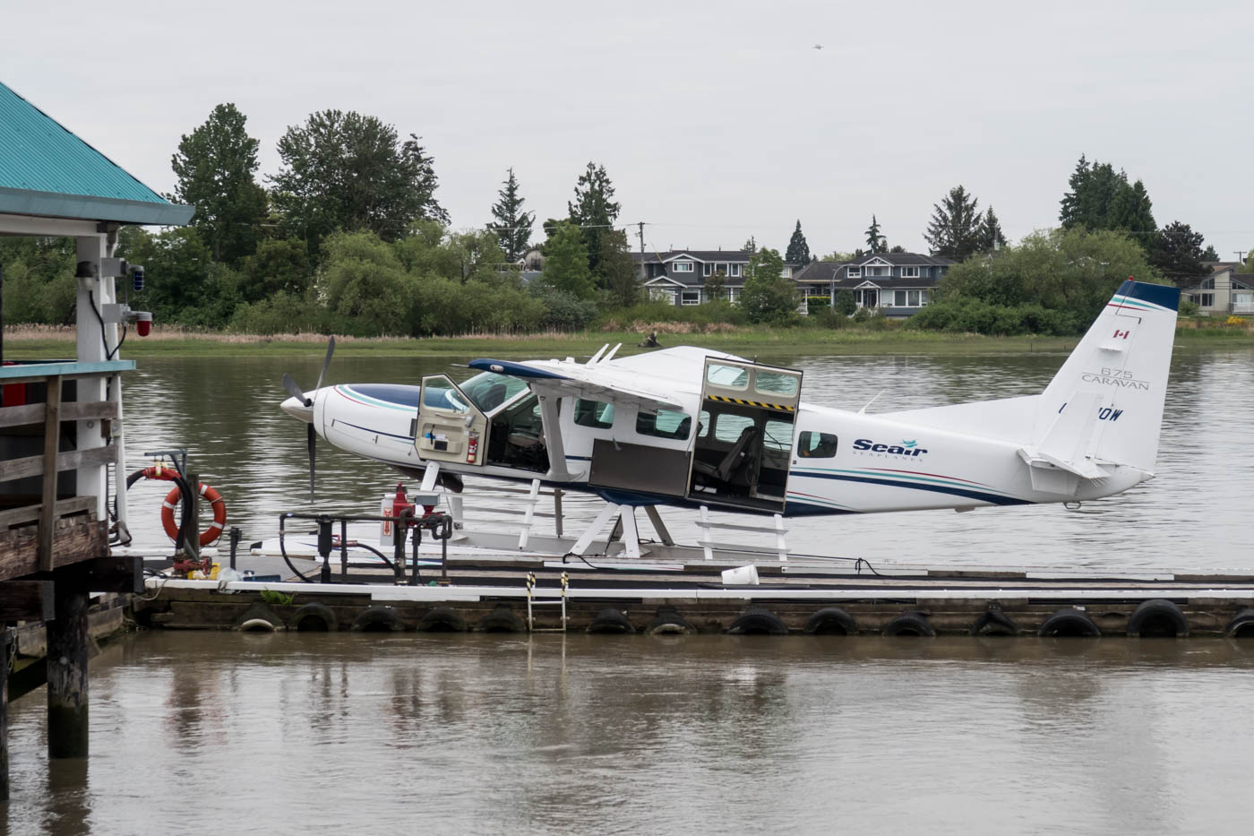 Seair Seaplanes Cessna Caravan