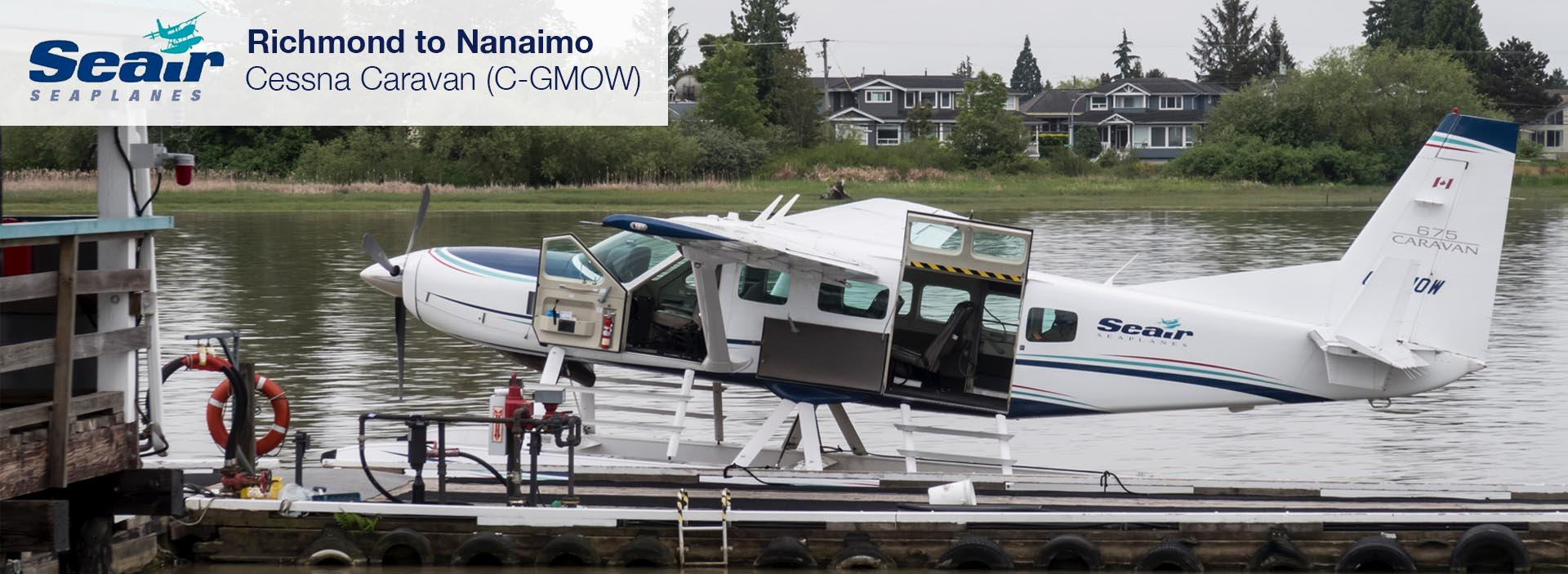 Flight Review: Seair Seaplanes Cessna Caravan from Richmond (Vancouver International) to Nanaimo