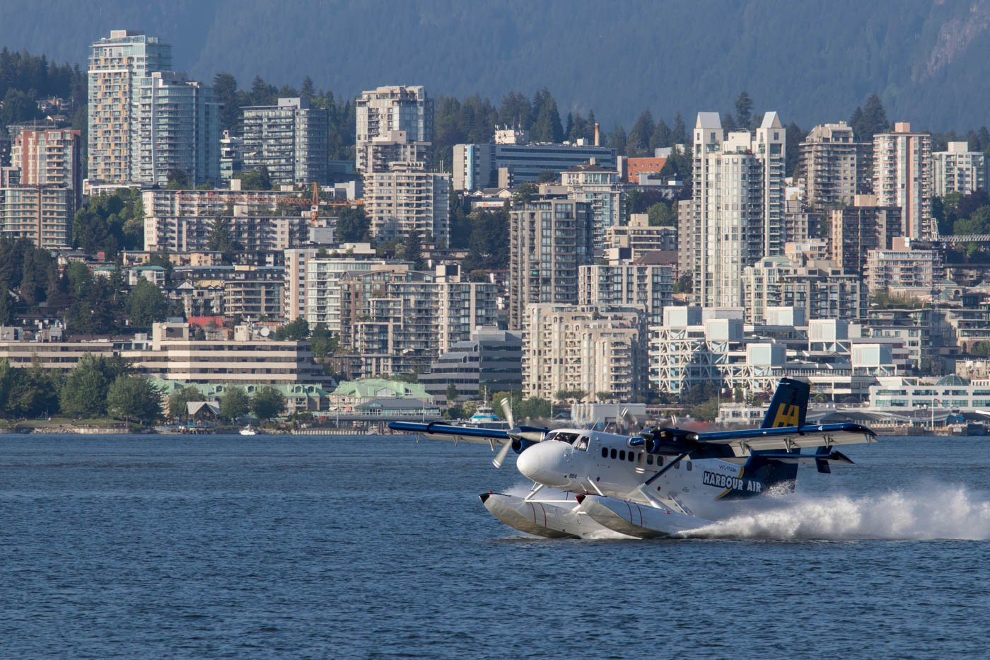 Harbour Air de Havilland Canada DHC-6 Twin Otter