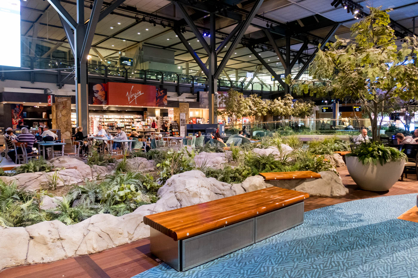 Vancouver Airport Airside