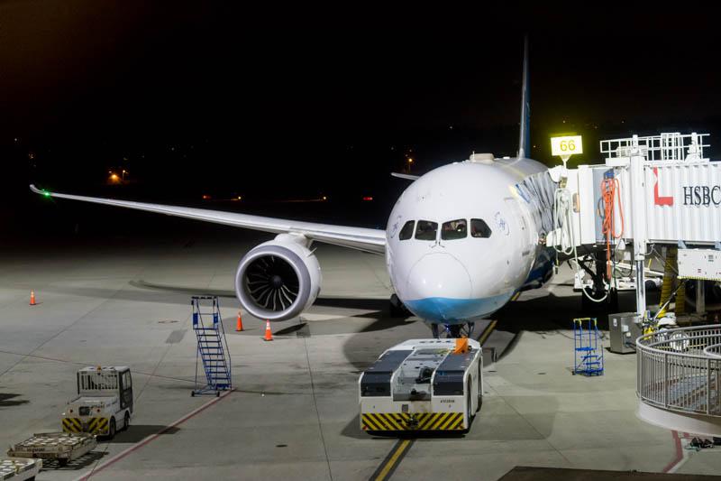 Xiamen Air 787-8