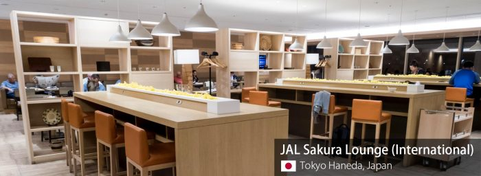 Lounge Review: JAL Sakura Lounge (International Terminal) at Tokyo Haneda
