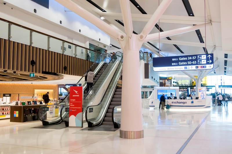 Sydney Airport Airside