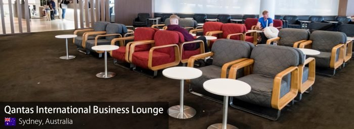 Lounge Review: Qantas Business Class Lounge at Sydney Kingsford Smith