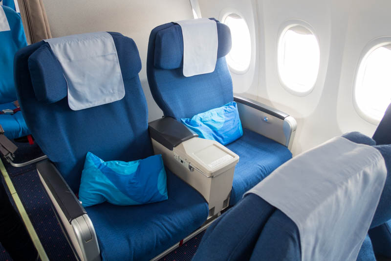 Xiamen Air Boeing 737-800 Business Class Seats