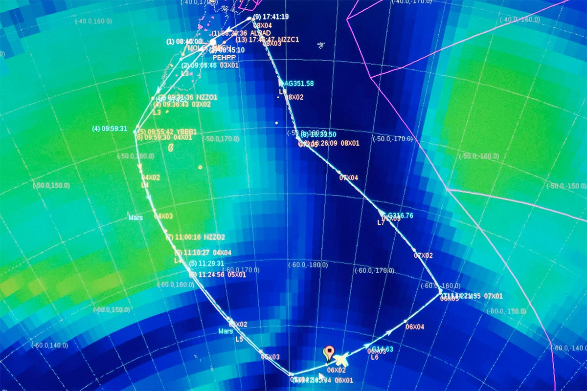 SOFIA Flight Plan