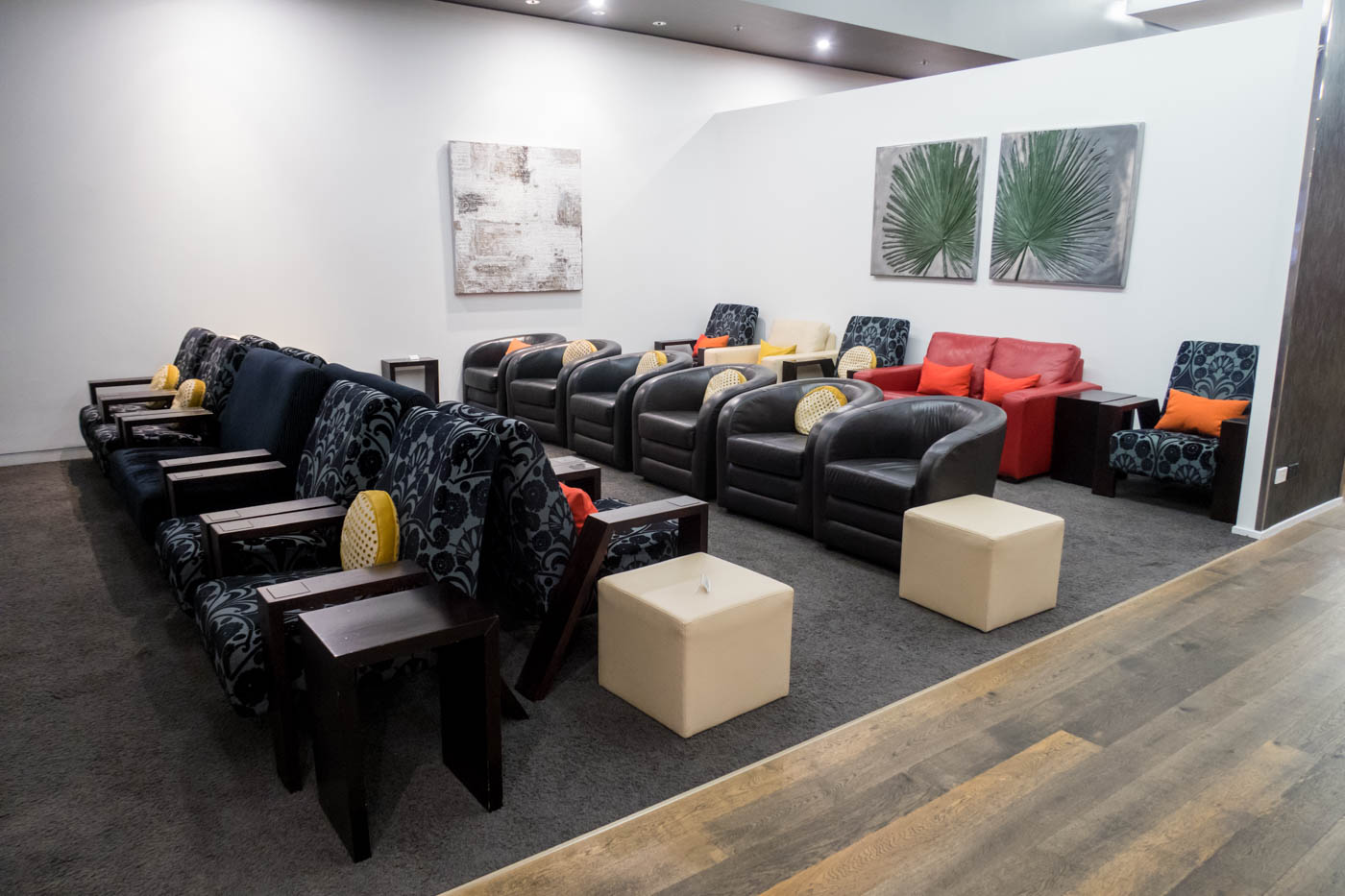 Seating Area Manaia Lounge Christchurch