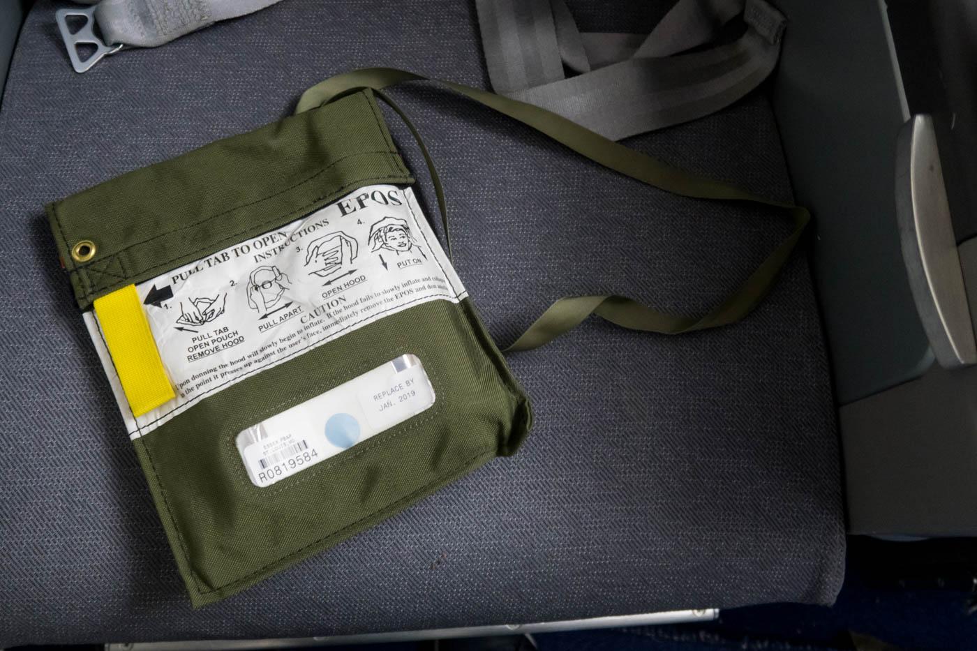 EPOS (Emergency Passenger Oxygen System)