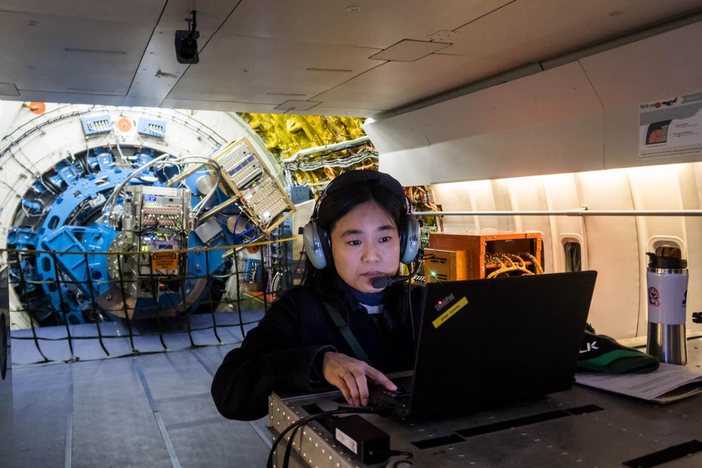 Yoko NASA SOFIA GREAT