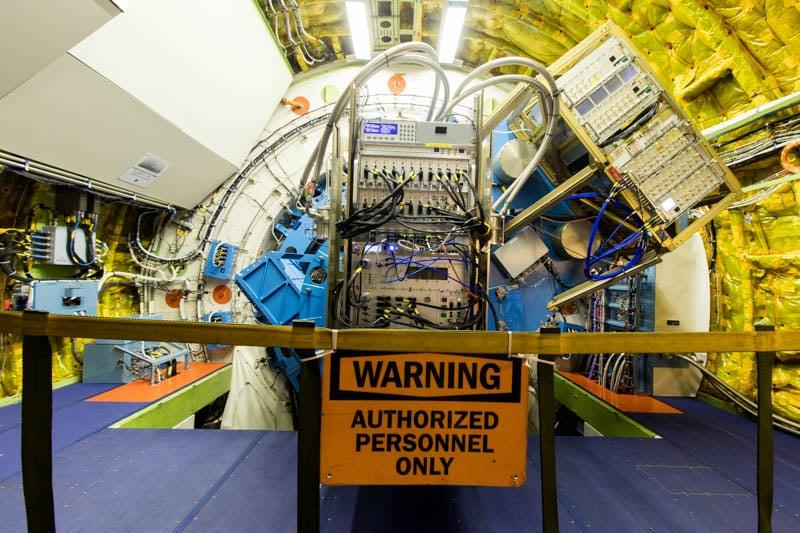 NASA SOFIA Telescope